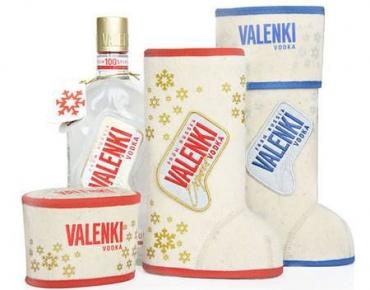 vodka valenki