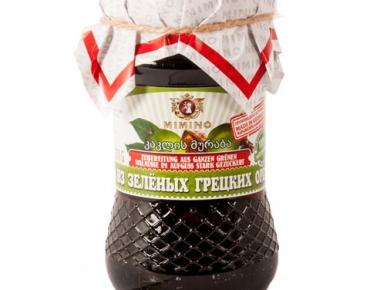 varenje greckij oreh