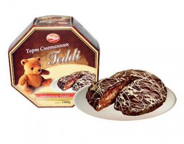 tort teddy