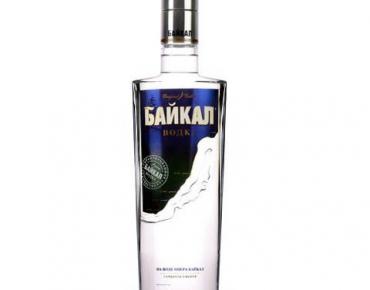 vodka baikal